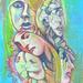 <p>Alic Brock-oil pastel on paper-24x19</p>
